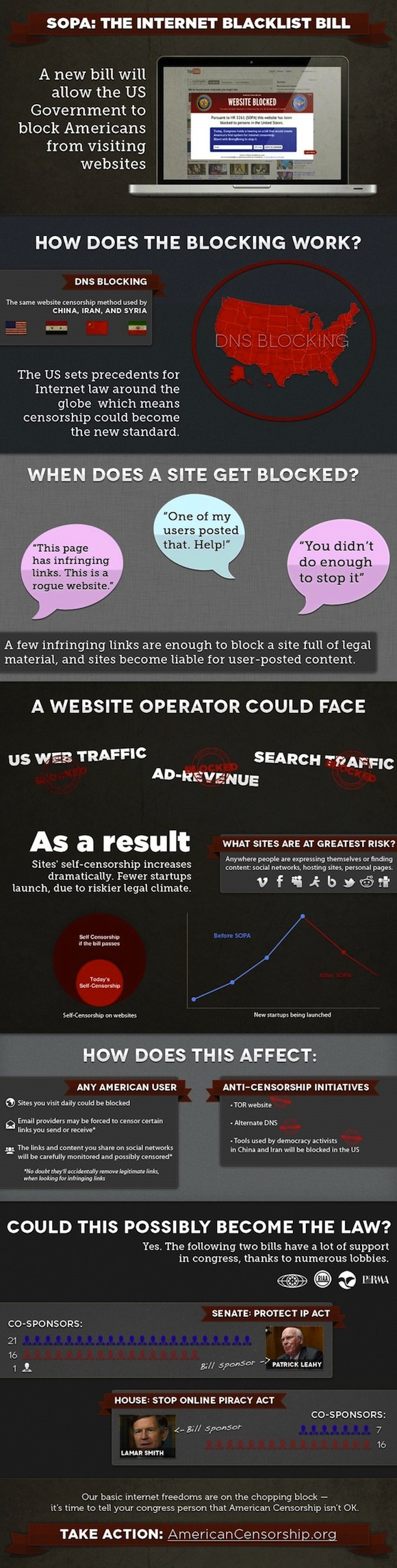 SOPA Infografia Al que no quiere caldo... le dan SOPA