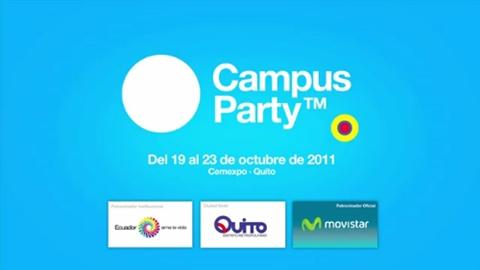 Campus Party Ecuador 2011