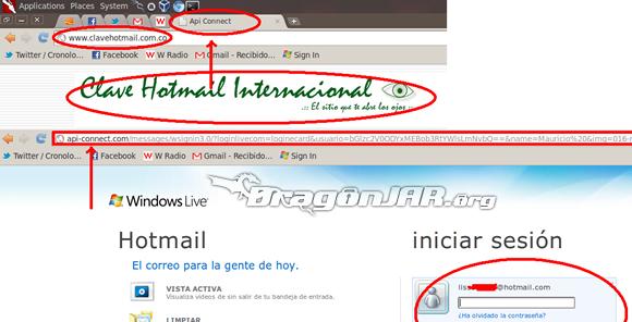 ClaveHotmail Fraude 11 ClaveHotmail.com cometiendo delitos desde el 2007