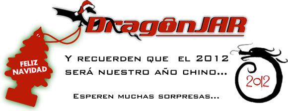 Feliz Navidad Feliz Navidad Dragonautas... y Prospero 2012