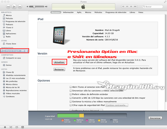 Jailbreak Untethered 2 Jailbreak Untethered para iOS 5.0.1