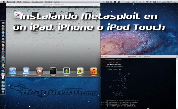 Metasploit iPad