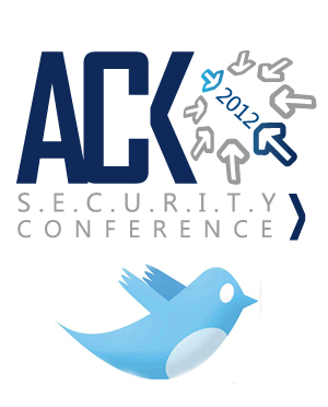 ACKArrobas El ACK Security Conference en Arrobas