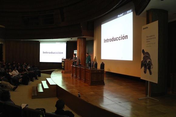 Hacking Hardware Crónica segundo día de Conferencias RootedCon 2012
