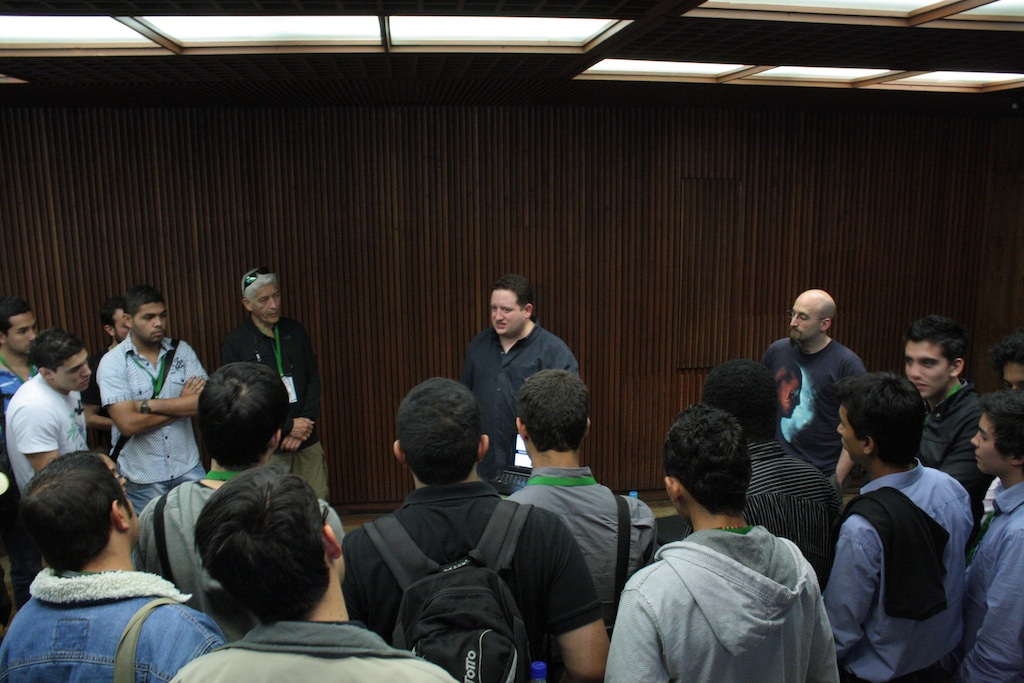 Tercer comunicado de prensa – ACK Security Conference