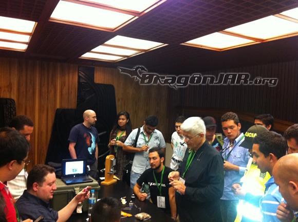 Mesa Deviant1 Así fue el ACK Security Conference 2012 – Día III