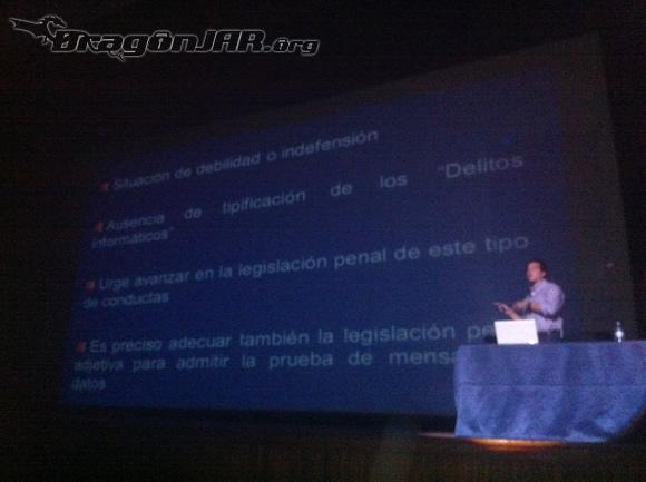 Charla Alvaro Así fue el ACK Security Conference 2012 – Día III