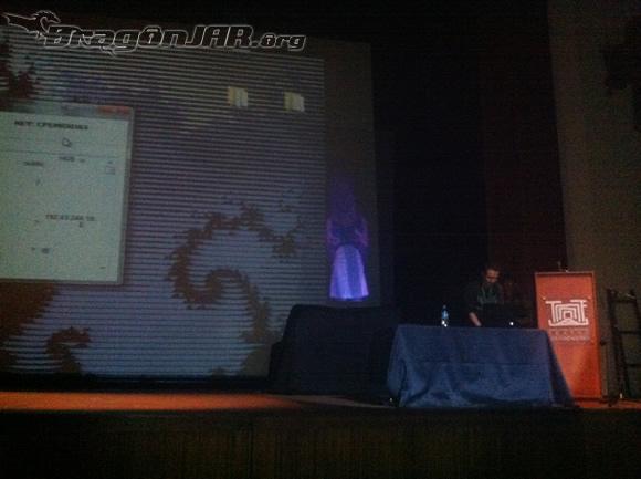Charla Pedro Así fue el ACK Security Conference 2012 – Día IV
