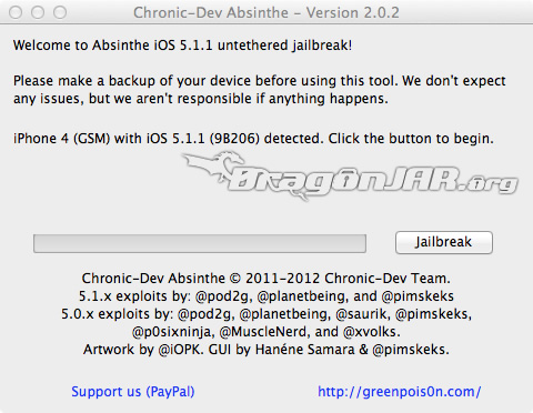 Jailbreak iOS 5 1 Jailbreak Untethered para iOS 5.1.1