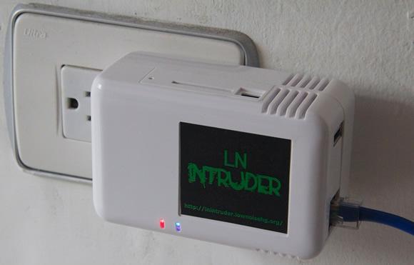 LNIntruder: Miniservidor de Intrusión de Redes Privadas Remotas