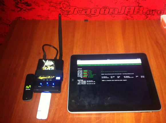 La Piña Wifi o WiFi Pineapple Mark IV en Español