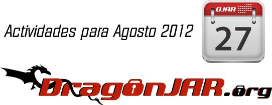 Actividades para Agosto Actividades para Agosto 2012