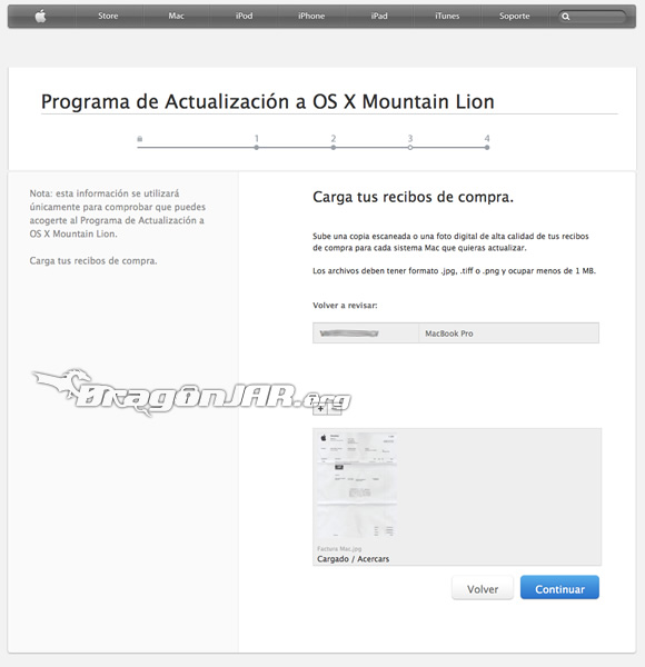 Descargando Mac OS X Mountain Lion 5 Descargar Mac OS X Mountain Lion Gratis