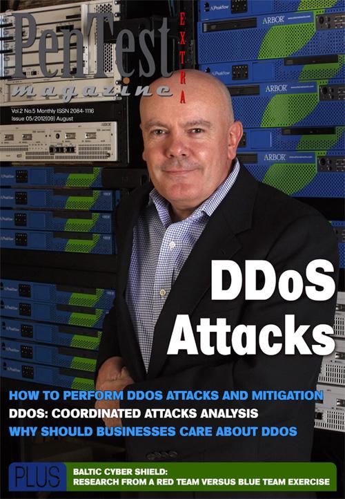 DDoS Análisis de Ataques Coordinados