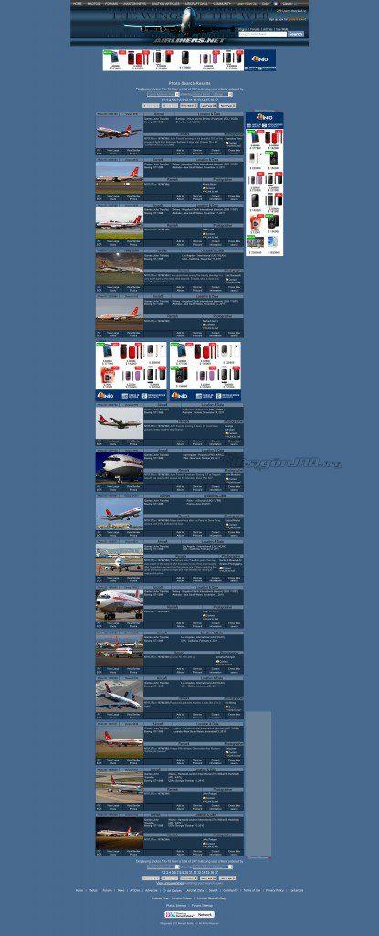 Travolta Bloqueo Fail 415x1024 Los aviones de los famosos no son tan privados