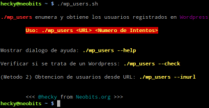 Screenshot 0161 300x155 Enumeración de Usuarios en Wordpress (Fingerprinting)   Presentando wp users.sh