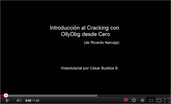 Cracking con OllyDbg Cracking con OllyDbg