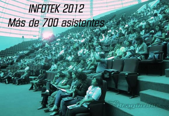 Infotek 2 Asi fué el INFOTEK 2012