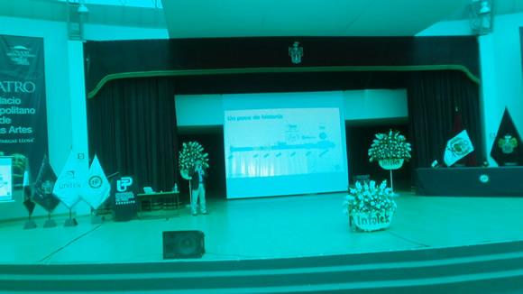 Infotek 4 Asi fué el INFOTEK 2012