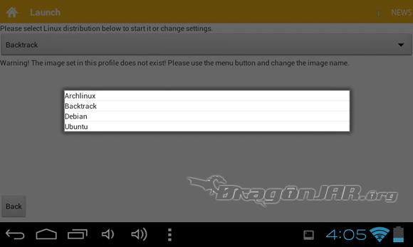 Backtrac Dispositivos Android como herramientas para test de penetración