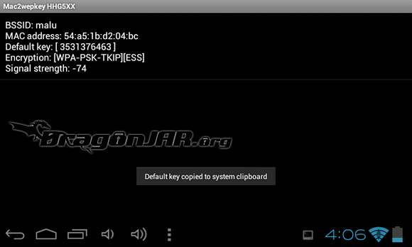 HHG5XX Dispositivos Android como herramientas para test de penetración