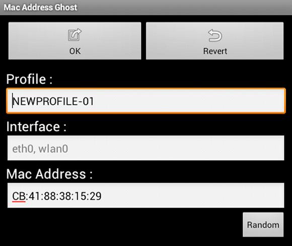 MacGhost Dispositivos Android como herramientas para test de penetración