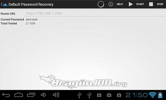 Router2 Dispositivos Android como herramientas para test de penetración