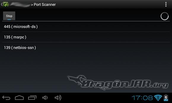 dSploit 2 Dispositivos Android como herramientas para test de penetración