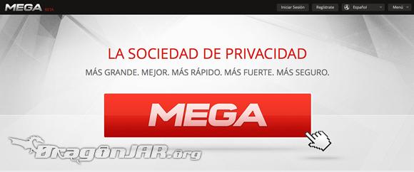 mega.co.nz es el nuevo megaupload.com