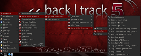 BackTrack5 No solo de BackTrack vive el Pentester