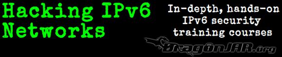 "Auditando IPv6 con ""IPv6 Toolkit"""