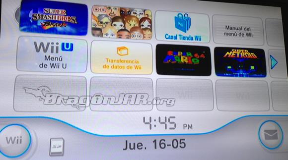 Wii U Homebrew 1