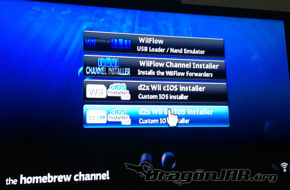 Instalar Homebrew Channel en Wii U - DragonJAR