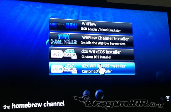 Wii U Homebrew 3