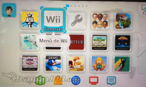 Instalar Homebrew Channel en Wii U