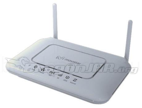 Router Movistar