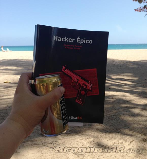 """Mis comentarios sobre el libro """"Hacker Epico"""""""