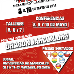 Regalamos DIEZ entradas al DragonJAR Security Conference