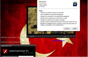 Extensiones maliciosas en Google Chrome