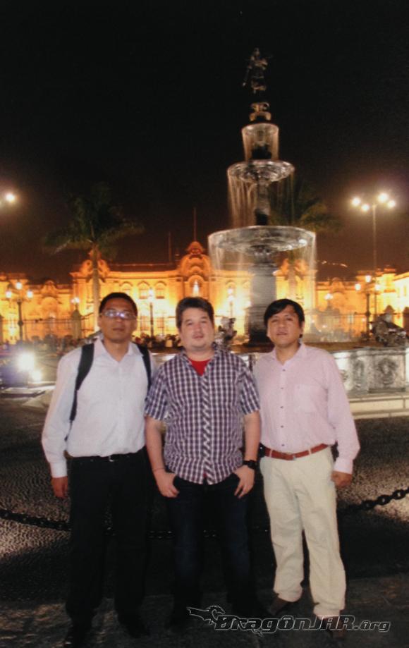 Guías en Lima