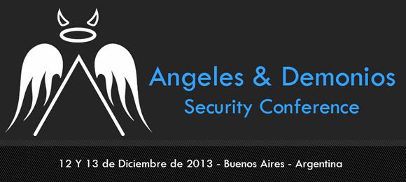 Ángeles & Demonios Security Conference