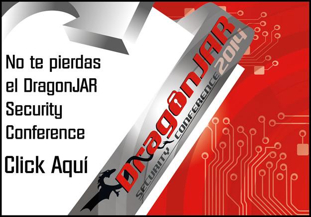 DragonJAR Security Conference 2014