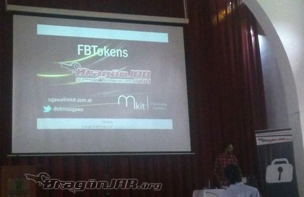 FBTokens, cuando tu información queda expuesta – Gustavo Nicolas Ogawa – DragonJAR Security Conference 2014