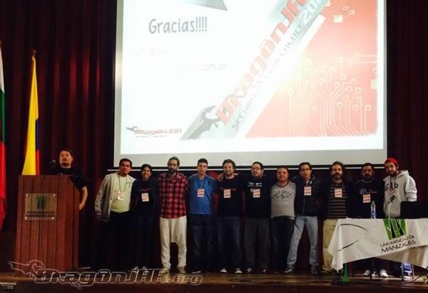 Así fue el DragonJAR Security Conference 2014 – Día III