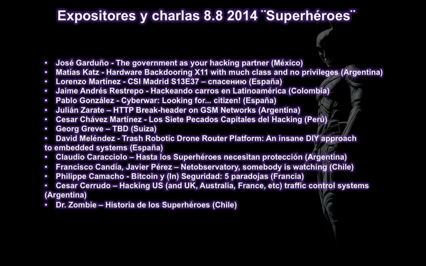 8dot8Charlas