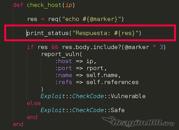 Desarrollo de módulos auxiliares HTTP en Metasploit
