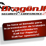Abierto el CFP del DragonJAR Security Conference 2015