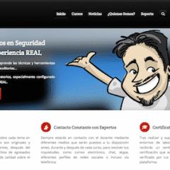 Plataforma Educativa de Seguridad Informática en Español